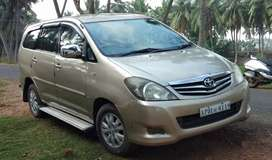 I want sell my innova 2009 V 8str.