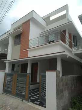3 bhk 1500 sqft 3 cent new build house at kalamassery near kombara