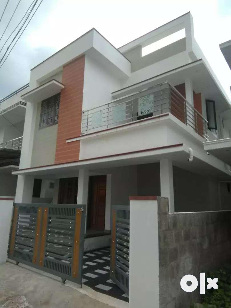 3 bhk 1500 sqft 3 cent new build house at kalamassery near kombara 0