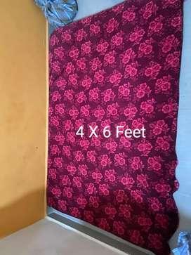 Gadi Mattress 4 X 6 feet