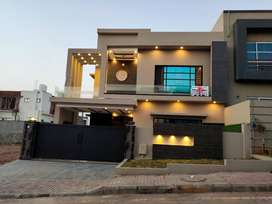 10 Marla Luxury Brand New House Bahria Greens Overseas Sector 5 RWP