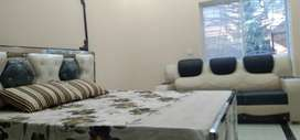 New Super-town Near To DHA 5marlaOne Bed furnitured4Rent Only For Boys