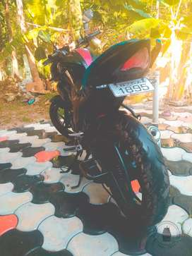New tyre.new chain sp. price will slighty reduced contact me directly