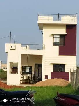 2BHK DUPLEX HOUSE IN GRETER  RAIPUR