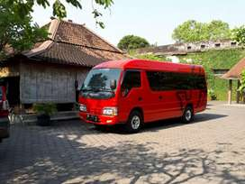 ISUZU ELF Long NKR Microbus Adiputro 2012 Istimewa Nego