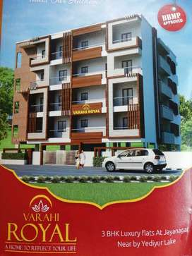 3bhk luxury flats for sale at JAYANAGAR 7th BLOCK