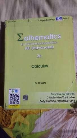 CENGAGE Mathematics (Calculus) author : G. Tewani