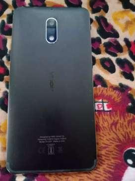 Nokia 6    3GB ram External 32GB