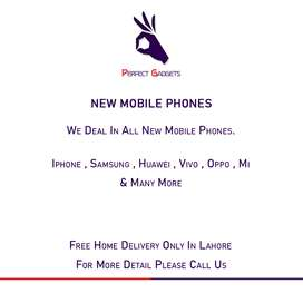 Sale New Mobile Phones All Brands (Iphone,Samsung,Huawei etc)