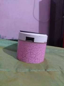 Good condition color pink and white