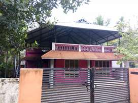 House for rent/sale in Poovanthuruthu, Kottayam