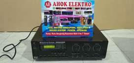 EV Electro Voice ES225D profesional karaoke mixer Amplifier