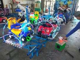 Mainan Anak Kereta Panggung Mobil BBG Campuran