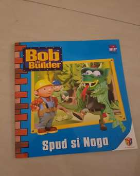 buku cerita bob the builder