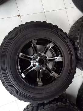 Ring16 Fortuner Pajero Ranger Everest blazer
