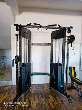 The Gym Setup only RS 350000/-