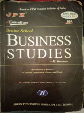 Business Studies Class 11 th
