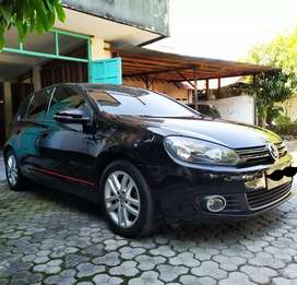 Jual Cepet VW Golf mk6 pmk 2012 jazz yaris swift brio innova agya