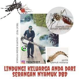 jasa fogging nyamuk malaria demam berdarah chikungunya serangga dsb