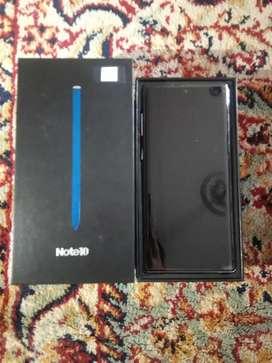 Samsung Note 10 8/256gb Aura Glow mulus
