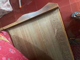 Double bed available for selling