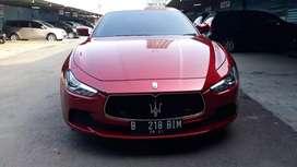 Maserati Ghibli Nik 2015 Harga 1,2M nego