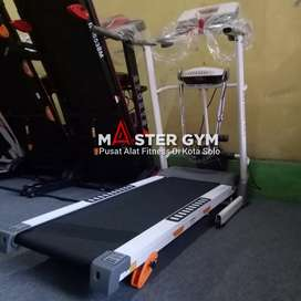 Jual Alat Fitnes Treadmil Elektrik SJ/0800 - Kunjungi Toko Kami