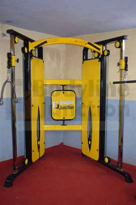 Brand new  gym equipment machine setup manufacturer meerut (UP) based.