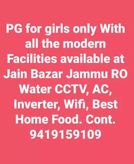 PG for Girls only