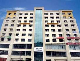Fully furnished office on zone centre