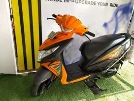 2019 Honda Dio BS4 (6634) single owner vehicle with 5yrs insurance