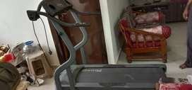 Motorised treadmill.. bodyline brand
