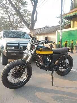 Japstyle Bratstyle GL full custom cafe racer