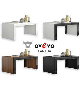 Ovevo Brand new Center tables / coffee tables import from Canada