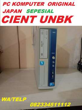 pc client unbk dan kasir