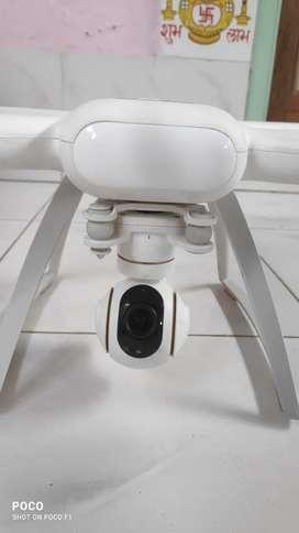 Drone Mi 4k Drone Sale korte chai ekdum natun condition e ache