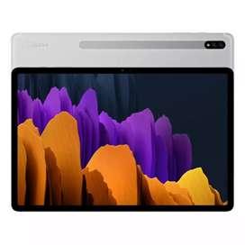 Bisa cicil DP mulai 10% Samsung Galaxy Tab S7+ 8/256GB - Silver