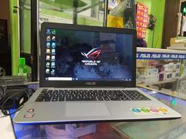 Laptop asus X555Q AMD A12 GAMING