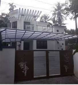 East Hill 4bhk house