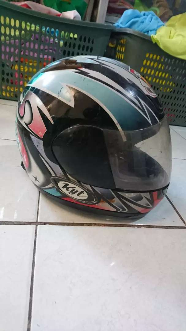 Helm KYT 805 X-speed 0