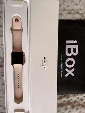 Apple watch series 3 second