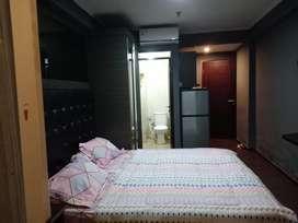 Apartemen di bandung gateway pasteur sewa bulanan murah type studio