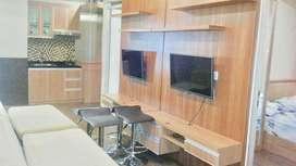 Menteng Square 2 kamar lengkap murah per 3 bulan