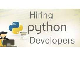 Urgent requirement for python developers with Linux