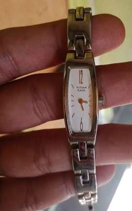 Jual jam tangan TITAN RAGA