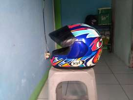 Jual helm kyt x speed