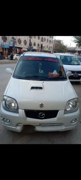 Suzuki kei 2004 model registration 2006