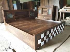 Queen size Maharaj bed Factory Sale