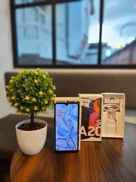 Samsung A20s Ram 3GB Second Bergaransi Resmi