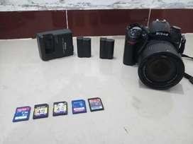 Nikon D7000 with 35mm extra lence